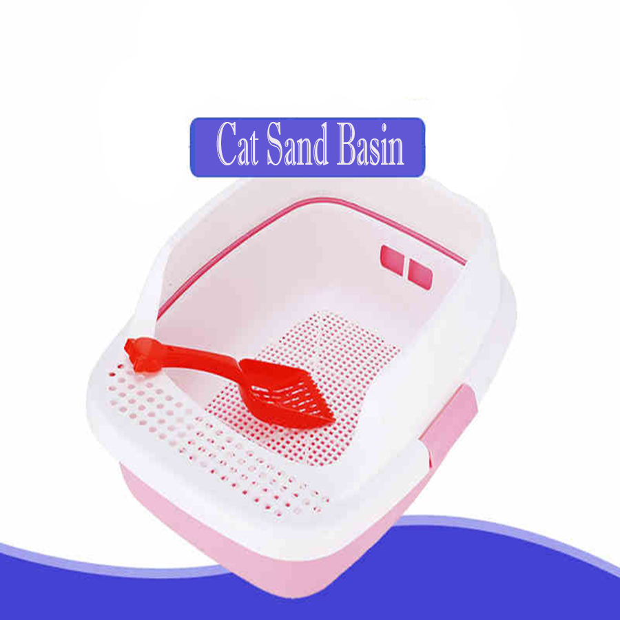 Plastic Cats Pet Toilet Training Potty Box Health Plastic Cat Pet Wc Gatos De Areia Potty Lettiera Sabbia Cat Product 90z1920