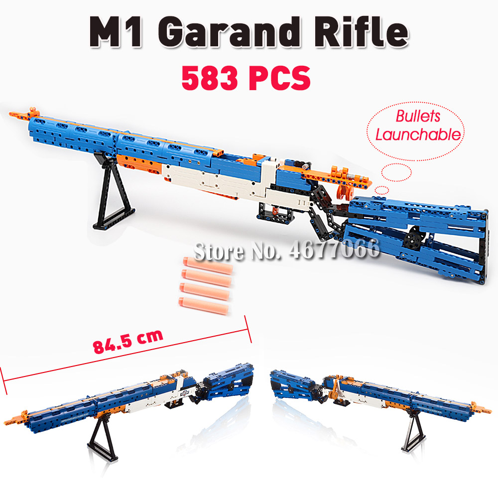 M1 Rifle - 583 PCS