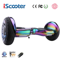 Hoverboards 10 Inch Scooter Self Balance Electric Hoverboard Overboard Gyroscooter Oxboard Skateboard Two Wheels Hoverboard