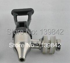 304 Stainless steel food grade beverage tap for kegs and crock