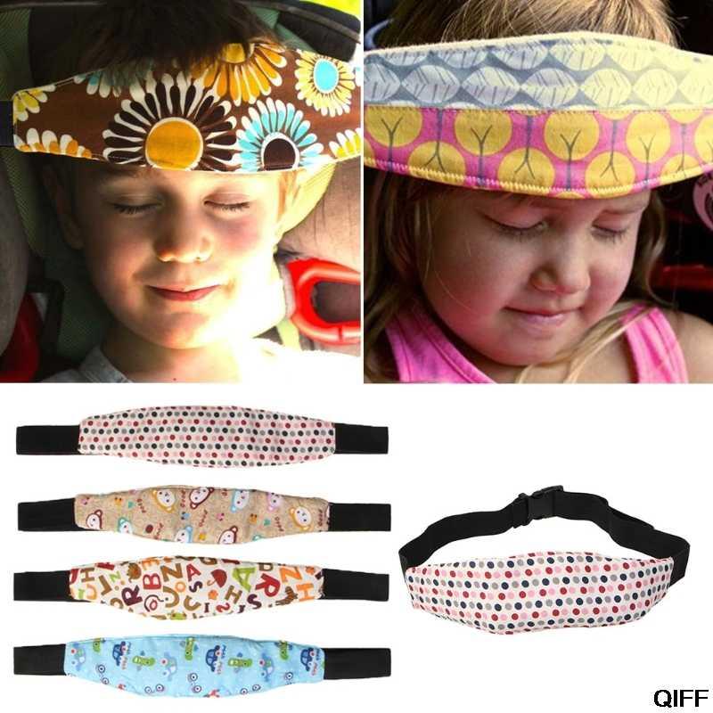 ขายส่งยึดหัวเด็กสนับสนุนผู้ถือ Sleeping รถยนต์ Seat Belt รถเข็นเด็ก Band May06