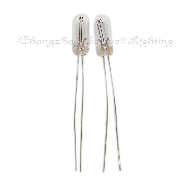 Free shipping 12v 1.2w 4x10 NEW!miniature lamps lighting A308 маленькие лампочки с усиками