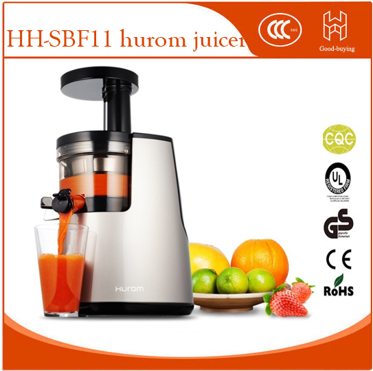 2nd Generation 100 Original HUROM Elite HH SBF11 Slow Juicer Fruit Vegetable Citrus Low Speed Juice