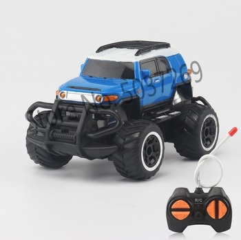 цена на 1:43 Mini Cars RC car Off-road 4 Channels Electric Vehicle Model Radio Remote Control Cars Toys as Gifts for Kids Wholesale Spot