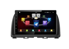 10.1 inch 1024 x 600 quad core Android 6.0 for MAZDA ATENZA 2014 ,car deckless gps navigation,3G,BT,Wifi,english,black