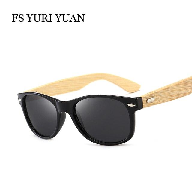 703e9c0b8 2018 Retro Bamboo Sunglasses For Women Oval Wooden Glasses Men Brand Design  Oculos De Sol Feminino Shades UV400