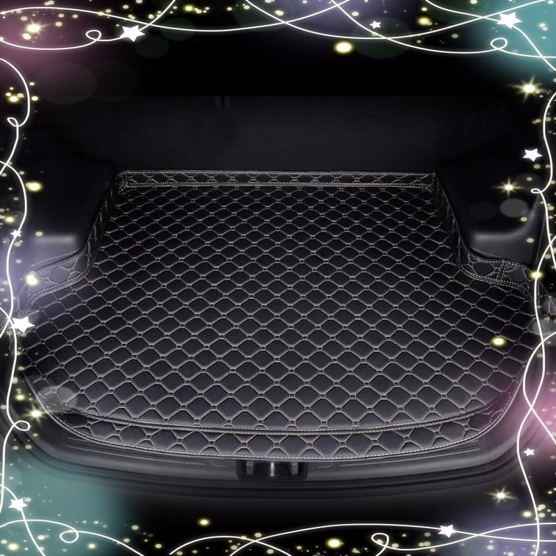 Protetor de Decoração Auto Automóvel Carro-styling Coche Maletero Trunk Mat Carga Liner 12 13 14 15 16 17 18 PARA Citroen Elysee