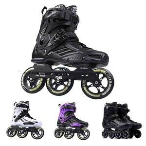 Japy Inline Skates Roller-Free Roselle Slalom-Speed RS6 72-76-80mm Or 3--110mm