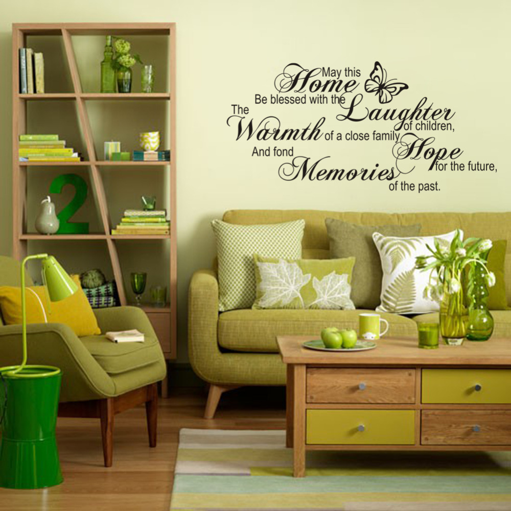 Beautiful Vinyl Word Art For Walls Pictures Inspiration - The Wall ...