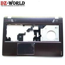 New Keyboard Panel Bezel Palmrest Cover Upper Case for Lenovo Ideapad Y580 90200841 AP0N0000500