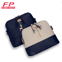 Women Bags PU Leather Fashion Small Shell Bag Women Shoulder Bag Summer Casual Female Cross Body