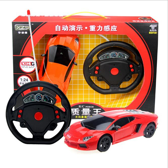 High Qultity Rc Car Toys For Children 4 Types Gravity Sensor Remote