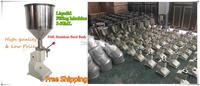 Free Shipping 2016 NEW A03 Small Dose Paste Filling Machine Manual Liquid Filling Machine 1 50ml