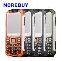 Vkworld Stone V3S Daily Waterproof Dustproof Shatterproof Mobile Phone FM Bluetooth Dual SIM Card Long Standby