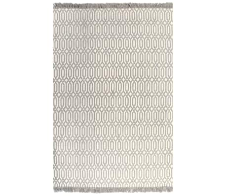EHOMEBUY 2019 Carpet New Modern Rug  Rug Cotton 120x180 cm With Pattern Taupe Simple Non-slip Mats European and America StyleEHOMEBUY 2019 Carpet New Modern Rug  Rug Cotton 120x180 cm With Pattern Taupe Simple Non-slip Mats European and America Style