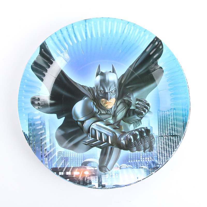 Batman Theme Cartoon Party Set Balloon Tableware Plate Napkins Banner Birthday Candy Box Baby Shower Party Decoration-in Disposable Party Tableware from ...  sc 1 st  AliExpress.com & Batman Theme Cartoon Party Set Balloon Tableware Plate Napkins ...