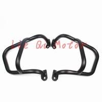 Motorcycle Refit Engine Guard Crash Bar Frame Protector A Set Of Matte Black For HONDA CB500X