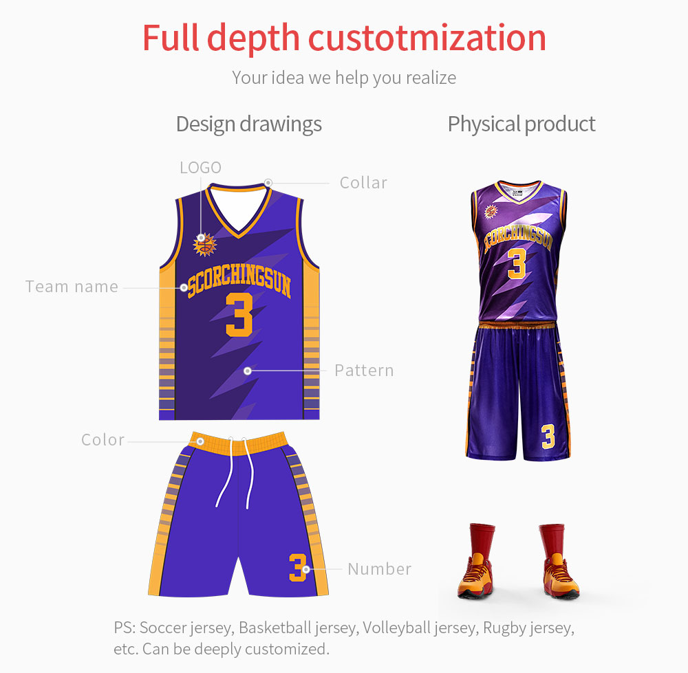 813ca7637 Hot sale adult double mesh basketball jersey full sublimation custom ...