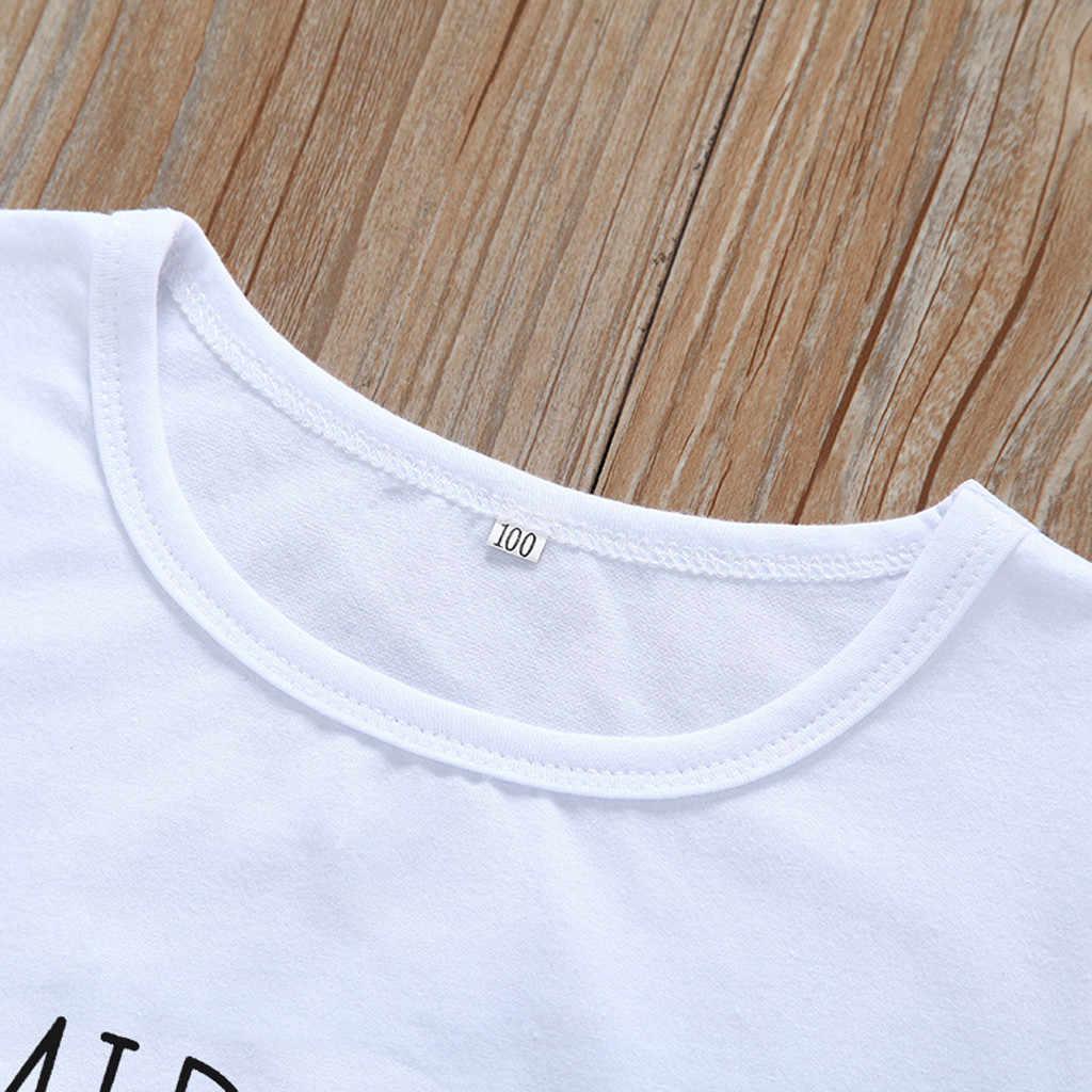 幼児女の赤ちゃんの男の子ミドルリトル兄弟セットマッチング Tシャツトップス tシャツ