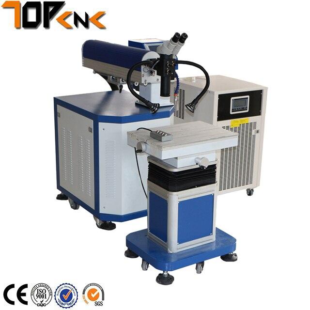 Cnc Welding Supplier South Africa: CE,FDA ISO9001 Laser Welding Machine 200 W/cnc Yag Laser
