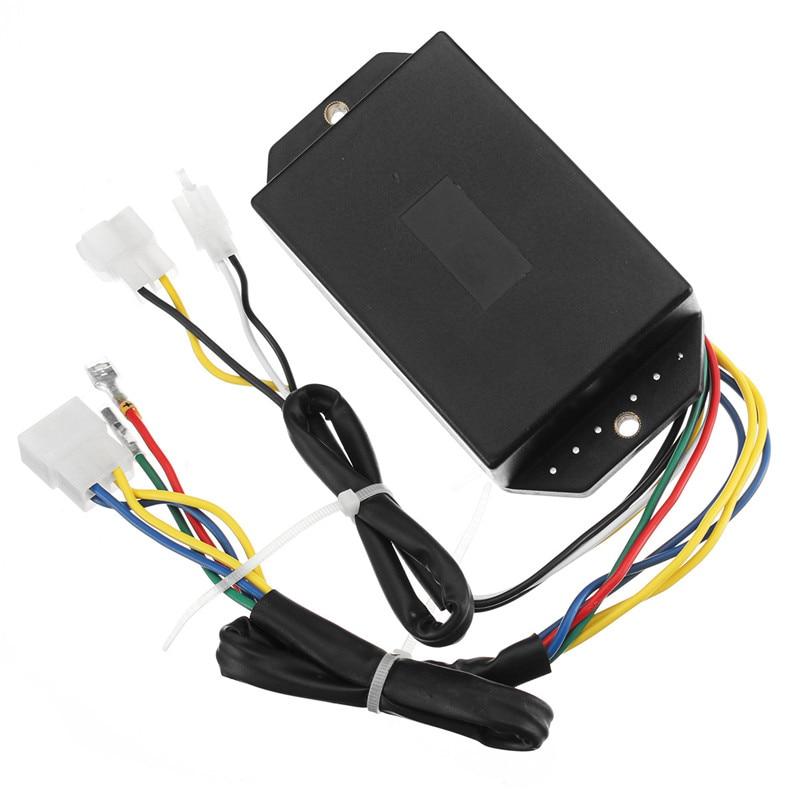 50S AVR Voltage Regulator Rectifier 5KW 10 Wire 186F For Kipor Kama For Diesel Generator KDE5000 KDE6500 KDE6700 186f 178f kipor diesel generator voltage regulator kama diesel generator charger