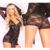 Sexy Clube Perspectiva Mulheres Sexy Lingerie Erótica Upscale Sexy Dance Roupas Desempenho Boate Pole Dancing Conjuntos de Renda