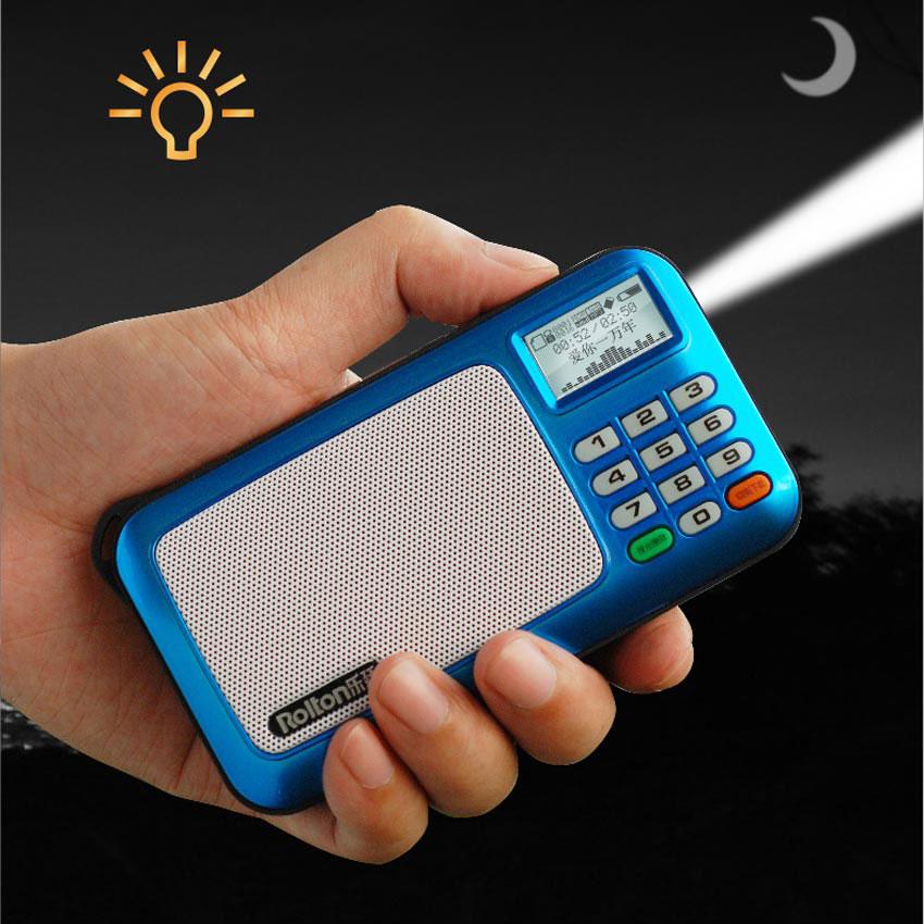 Rolton W505 MP3 WMA WA Player Mini პორტატული - პორტატული აუდიო და ვიდეო - ფოტო 5