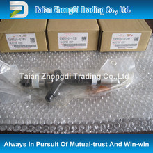 original and high quality common rail injector  095000-0750 095000-0751 for 23670-39025 23670-30020