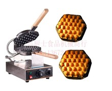 Free Shipping ~110v 220v  Industrial Egg Waffle Maker  Egg puffs Bubbles Waffle makers