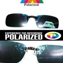 2016 Clip glasses Driver's TAC enhanced polarized polaroid p