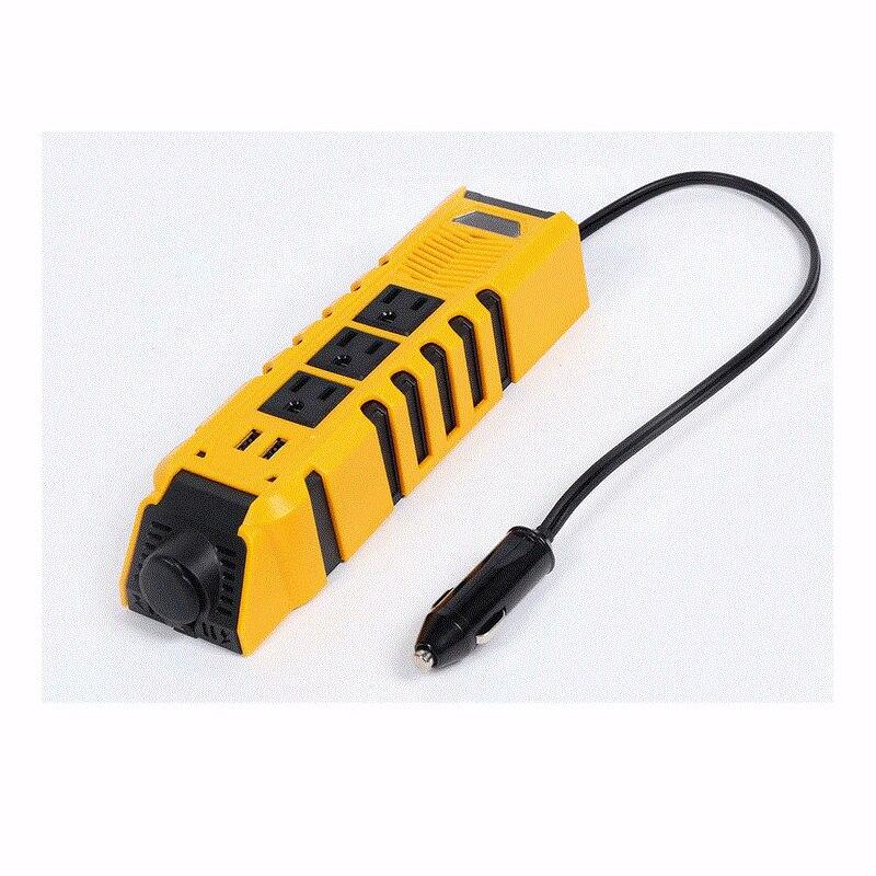 MA 1000W Car Power Inverter DC 12V To AC 110V Charger Converter  USB Port lot