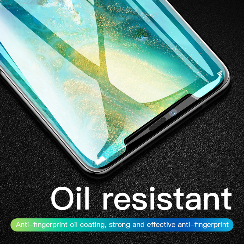10D Full Cover Tempered Glass on the For Huawei Mate 20 Lite P20 Pro Screen Protector Film For Huawei P20 Honor 10 9 Lite Glass