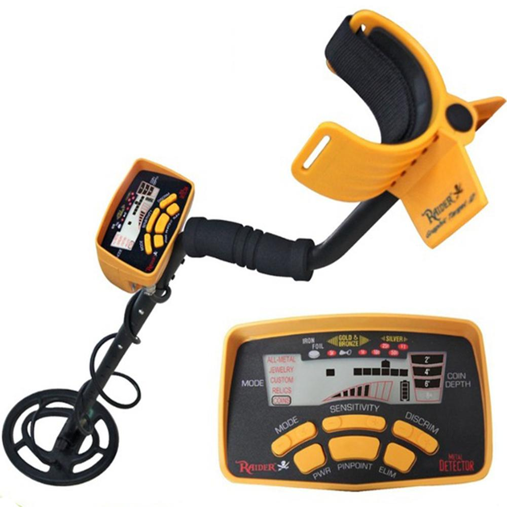 Подробнее о Professional Detecting Equipment Underground Metal Detector Gold Digger Treasure Hunter dhl professional underground metal detector fs2 gold pinpointer gold digger fs2 treasure hunter weatherproof coil