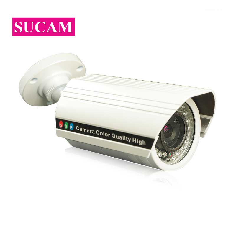 SUCAM Waterproof AHD Camera 2MP 4MP 2.8-12mm Varifocal Lens Outdoor Bullet H.264 Manual Zoom Analog CCTV Camera 30M IR Distance cctv ahd camera 1 0mp ahd m 720p varifocal bullet bnc hd analog outdoor waterproof ip66 security 2 8 12mm zoom night vision