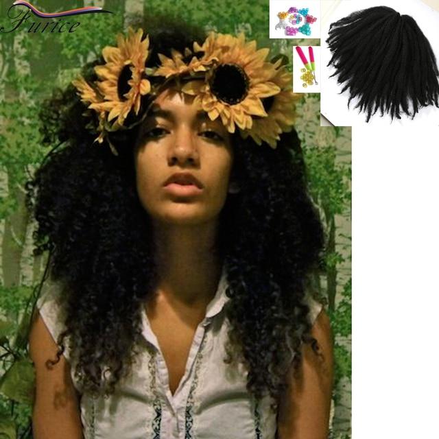 Freetress Deep Twist Hair Crochet Goddess Locs Marley Hair ...