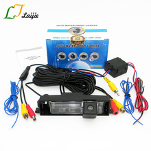 Laijie Auto Rear View Camera For Toyota Aygo / Peugeot 108 / Citroen C1 / HD CCD Night Vision Car Reverse Parking Camera / NTSC