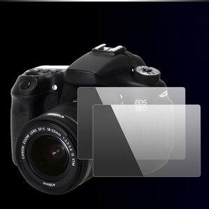Image 1 - Nieuwe Camera Optische Gehard Glas Lcd Screen Panel Film Protector 0.4 Mm Hd Guard Waterdichte Hoes Voor Nikon D3100 D3200 d3300