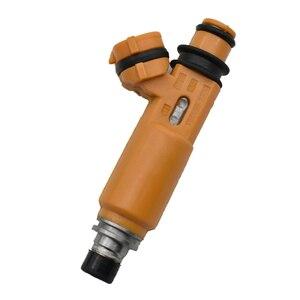 Image 2 - Inyector de combustible para Mitsubishi Montero Sport 195500 ~ 3300 Montero 1999 ~ 2004 3,5l V6, MD337900, 6 unidades por lote