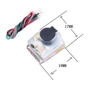 Новый мини-Искатель для JHE42B-s, супер громкий звонок 5 В, трекер 100 дБ, светодиодный сигнал тревоги для FPV гоночного дрона, Контроллер полета