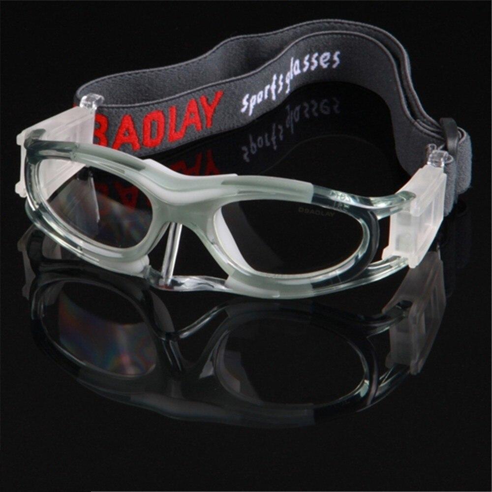 Óculos de basquete de adultos adolescentes flexíveis