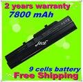 Jigu bateria do portátil bty-s11 bty-s12 para msi x100 x100-g x100-l akoya Mini E1210 Wind U100 U90 U200 U210 U230 Wind12 preto 9 células