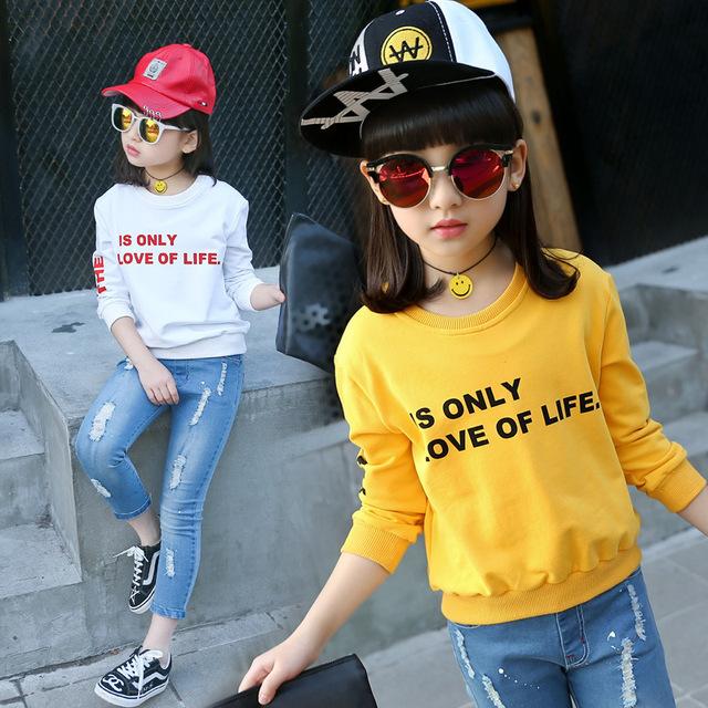 Niñas camiseta de los niños camiseta de los niños camisetas camiseta de la muchacha nova niños de algodón niños camiseta para niños niños chicos ropa 2017 tops