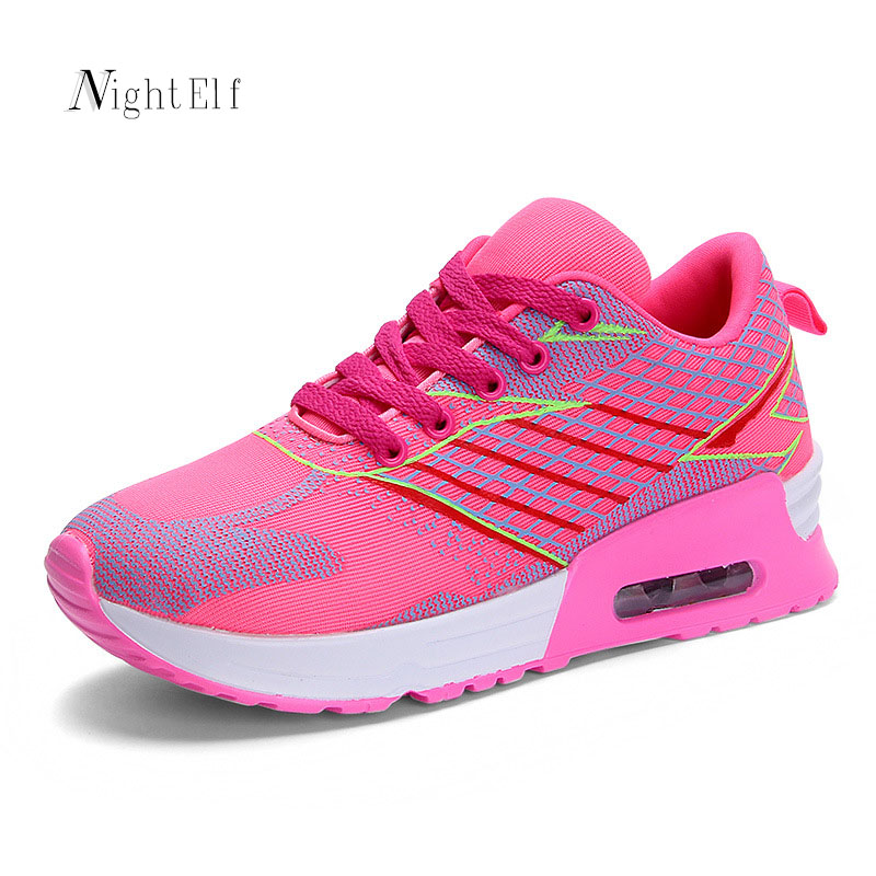 Night Elf women running shoes High quality woman sneakers ...