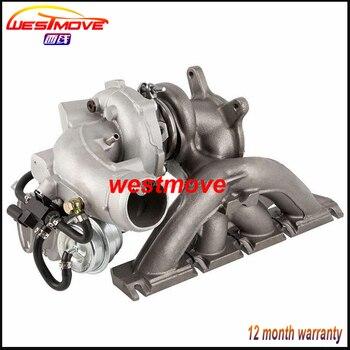 K04 Turbo 53049880064 53049700064 06F145702C Turbocharger untuk Audi S3 Tt S SEAT LEON Volkswagen Golf V 2.0L BYD Bwj Bhz