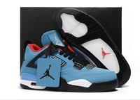 JORDAN 4 Basketball Shoes Low Help JORDAN Sneakers 4 Color Men Basketball Shoes Jordan 4 Size:40 47