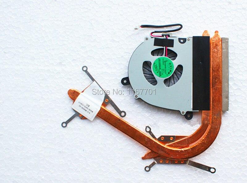 Laptop Notebook CPU Cooling radiator heatsink Fan for Hasee K570n K570N-I5 CW6502 K590 CW65S03 6-3-W65EN-102