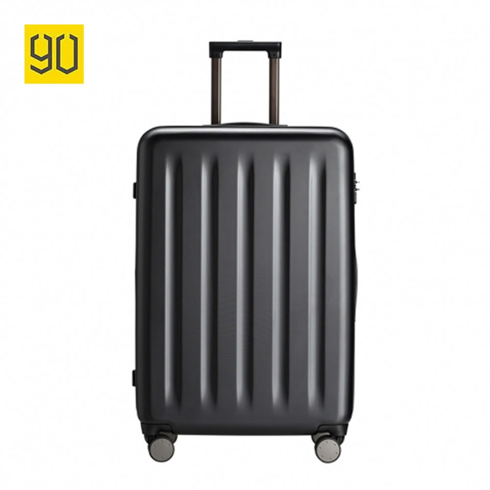 Original 90 Points Suitcase 28 inch 100L High Capacity Travel Luggage Bag Standard Shipping Box Business Trip Carry Trolley Case travel aluminum blue dji mavic pro storage bag case box suitcase for drone battery remote controller accessories