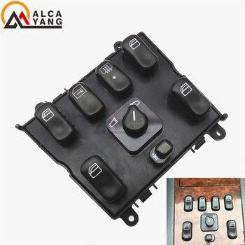Przełącznik szyb dla Mercedes-Benz ML320 W163 przełącznik 1638206610, 163 820 6610