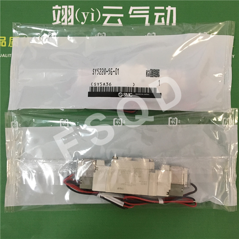 SY5220-5G-01 SY5220-5D-01 SMC solenoid valve pneumatic components chronic lymphocytic leukemia