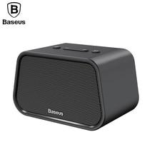 Baseus Original Mini Wireless Bluetooth Speaker Portable Pocket Wireless Stereo Speaker Micro TF Card AUX-in MP3 PC Music Player